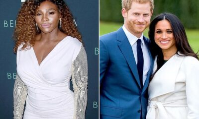Serena Williams and Meghan markle and Prince