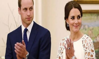 Why Prince William doesn't wear his wedding ring